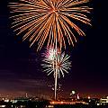 Fireworks by Elijah Weber