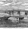 Flood: Clarksville, 1874 by Granger