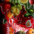 Fruit Medley by Monika A Leon