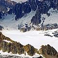 Galcier - Kenai Peninsula by Harvey Barrison