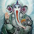 Ganesh  by Sabrina Phillips