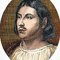 Giovanni Boccaccio by Granger