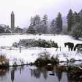 Glendalough, Co Wicklow, Ireland by The Irish Image Collection