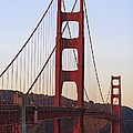 Golden Gate Bridge San Francisco by Stuart Westmorland