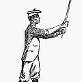 Golf, 1891 by Granger