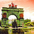 Grand Army Plaza by Mark Gilman
