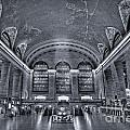 Grand Central Station by Susan Candelario