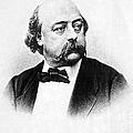 Gustave Flaubert (1821-1880) by Granger