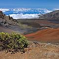 Haleakala Afternoon by Stephen  Vecchiotti