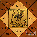 Horoscope Types, Engel, 1488 by Science Source