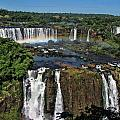 Iguazu Falls by David Gleeson