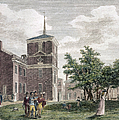 Independence Hall, 1799 by Granger