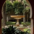 Islamic Fountain by Francisco Marquez