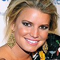 Jessica Simpson At Arrivals by Everett