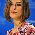 Keira Knightley At The Press Conference by Everett