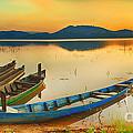 Lak Lake by MotHaiBaPhoto Prints