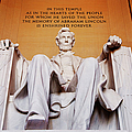 Lincoln Memorial by Brian Jannsen