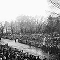Lincolns Inauguration by Granger