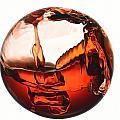 Liquid Sphere by Gianfranco Merati