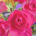 Love Roses by Ruth Edward Anderson