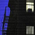 Manhattan After Dark by Madeline Ellis