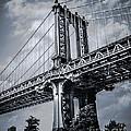 Manhattan Bridge by Ken Marsh