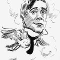 Maurice Maeterlinck by Granger