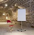 Meeting Rooms Vaulted Ceilings by Jaak Nilson