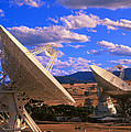 Nasa Deep Space Tracking Station, Australia by David Nunuk