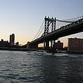 New York by Allen Sindlinger