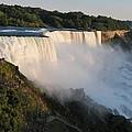 Niagara Falls Ny by Brian Mcmillen