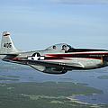 North American P-51 Cavalier Mustang by Daniel Karlsson