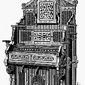 Organ, 19th Century by Granger