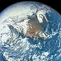 Planet Earth Viewed From Space by Stockbyte
