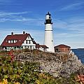 Portland Head Lighthouse by John Greim
