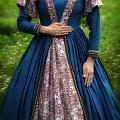Renaissance Princess by Joana Kruse