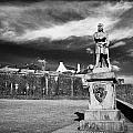 robert the bruce statue at stirling castle Scotland UK by Joe Fox