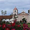 Santa Barbara Mission by Jeff Lowe