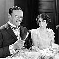Silent Film: Restaurants by Granger