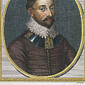 Sir Francis Drake, English Explorer by Photo Researchers