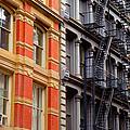 Soho New York by Brian Jannsen