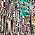 Streets Of Bel Air by Tom Leach