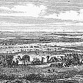 Suez Canal, 1869 by Granger