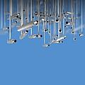 Surveillance, Conceptual Image by Victor Habbick Visions