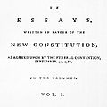 The Federalist, 1788 by Granger