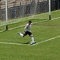The Goalkeeper  by John Vito Figorito