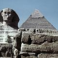 The Great Sphinx by Granger