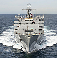The Military Sealift Command Fast by Stocktrek Images