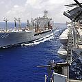 The Military Sealift Command Fleet by Stocktrek Images