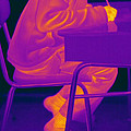 Thermography by Ted Kinsman